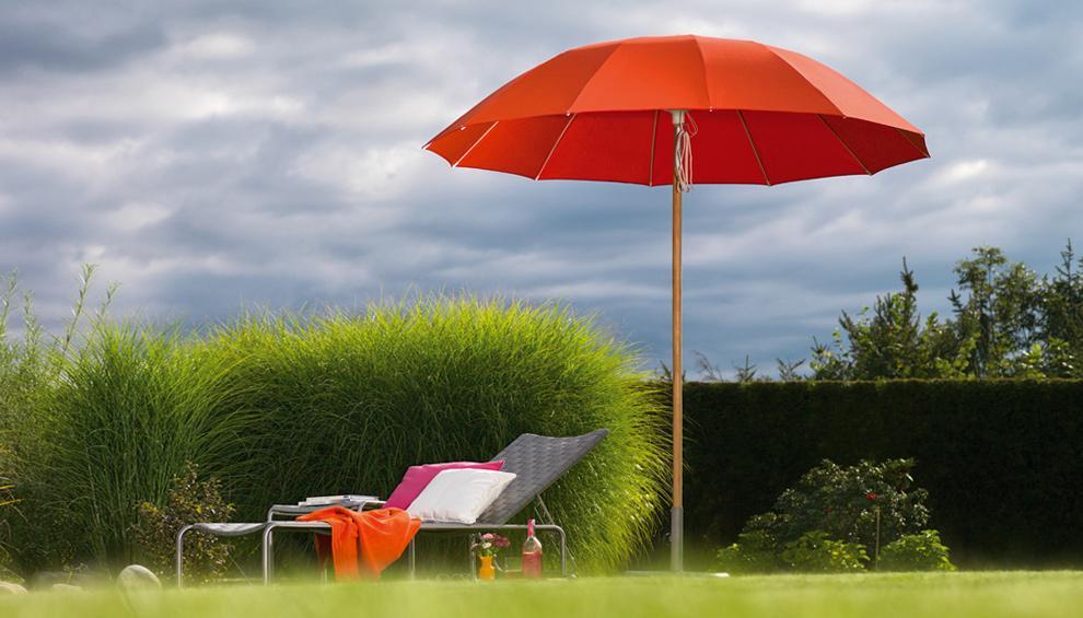 Weishäupl Sonnenschirm Pagodenschirm Gartenmöbel Reutlingen