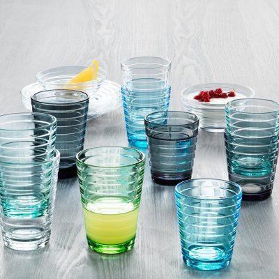 Iittala Glas Trinkglas Aino Aalto Lukaszewitz Reutlingen