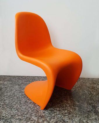 Stuhl_PANTON CHAIR_Farbe_mandarine_Sonderpreis220E_Lukaszewitz